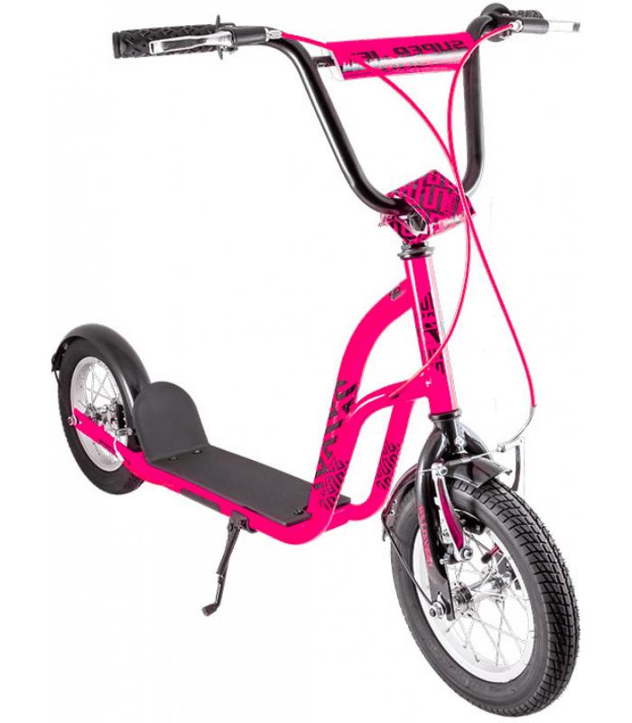 Внедорожный самокат Tech Team Super Jet 300 2019 Pink