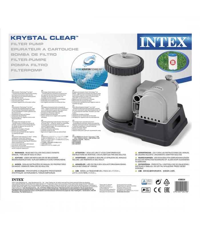 Фильтр-насос Intex 28634 9500л/ч!