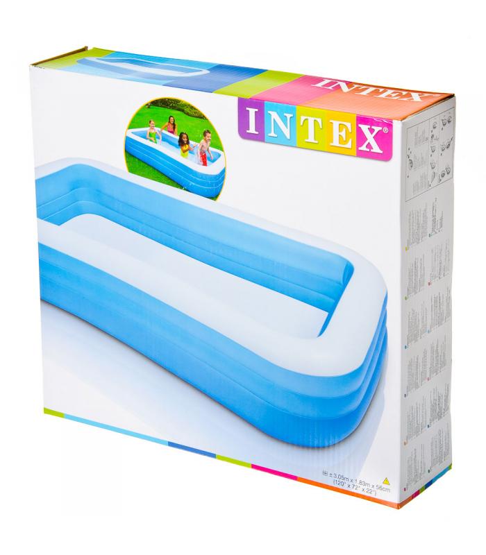 Бассейн Intex Семейный 58484