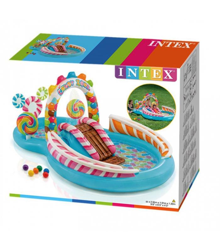 Игровой центр Intex Территория сладостей 57149