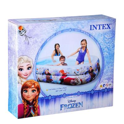 Детский бассейн Intex Холодное сердце 58469 262 х 175 х 56 см!