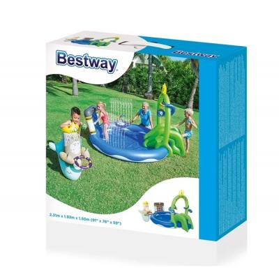 Игровой центр BestWay 231x193x150cm 53057 231х193х150 см!