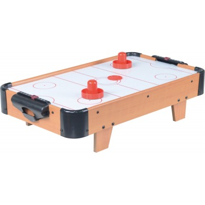 Настольная игра Huang Guan Аэрохоккей 60х33x13,5 см (от батареек)