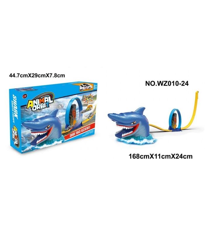 Автотрек Акула WZ010-24