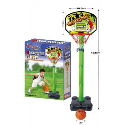 Баскетбольное кольцо King Sport на стойке 122 см