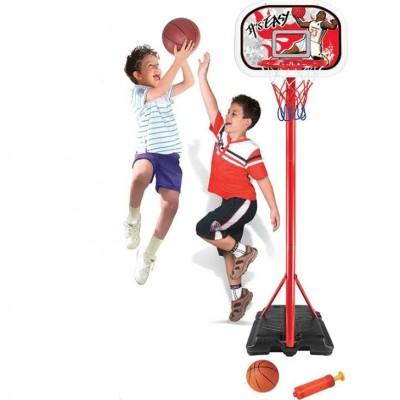 Баскетбольное кольцо King Sport 20881E-2 на стойке 181 см