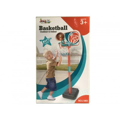 Баскетбольное кольцо King Sport L1803 на стойке 106 см
