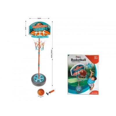 Баскетбольное кольцо King Sport LQ1904 на стойке 120 см