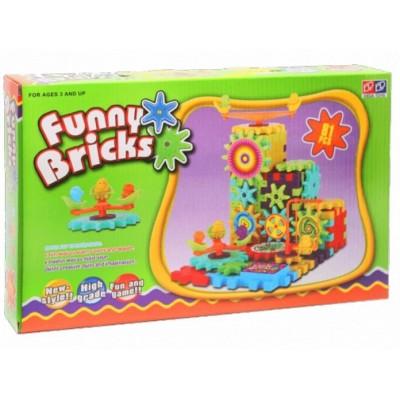 Конструктор Bricks (81 деталь)