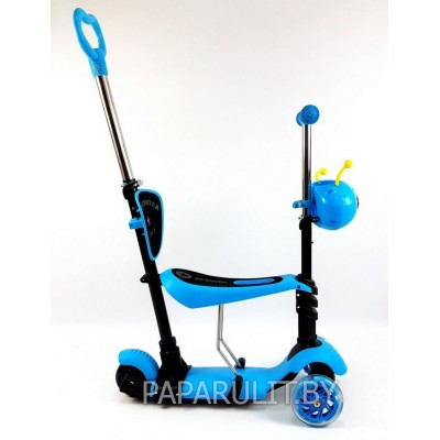 Ausini 4110A синий Самокат