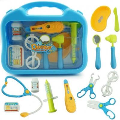 Игровой набор Доктор (12 предметов)