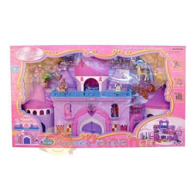 Домик для кукол Crystal palace 16398