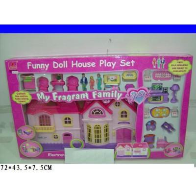 Дом для кукол 43,5 см