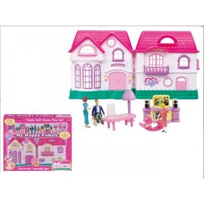 Домик для кукол My Happy Family 16526