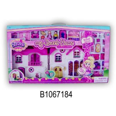 Домик для кукол 33 см