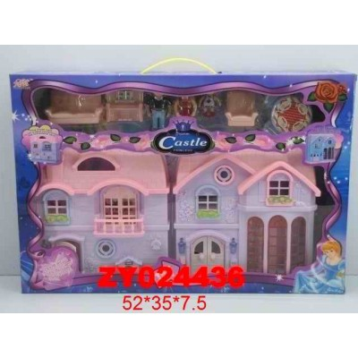 Домик для кукол Castle 8062