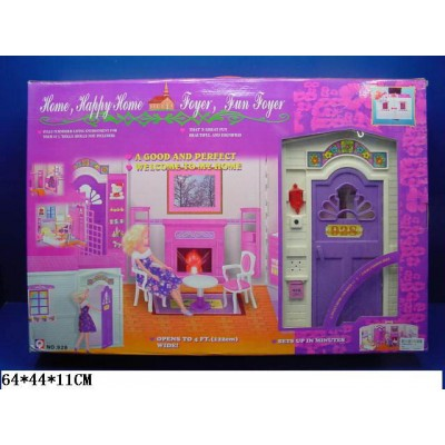 Дом для кукол Happy Home 928
