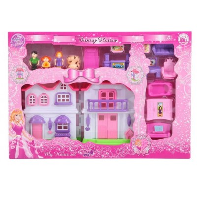 Домик для кукол Funny House BS866-6X
