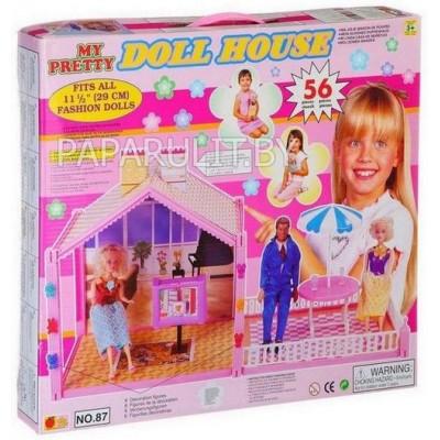 Дом для кукол 34 см