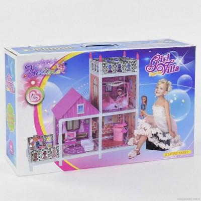 Домик для кукол Ausini 101х41х92,5 см