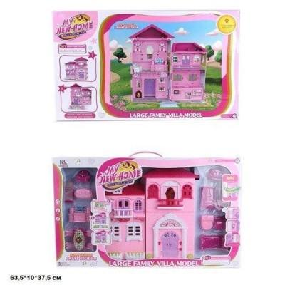 Дом для кукол (свет/звук)