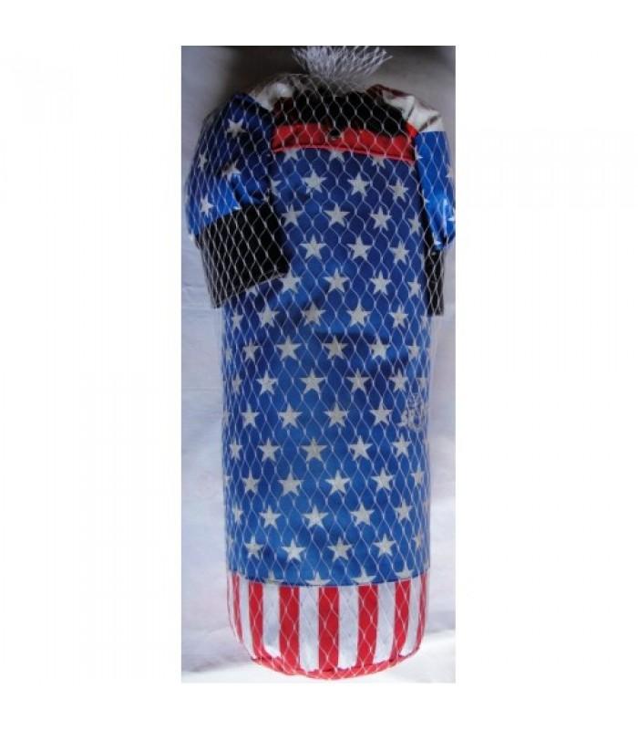 Боксерская груша и перчатки 50 см