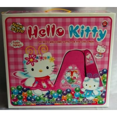 Игровая палатка Hello Kitty 76x76x90 см