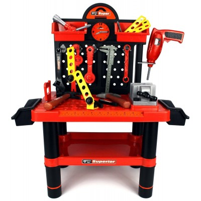 Игровой набор Xiong Cheng 57008 Инструменты 57х32х68 см