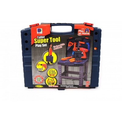 Игровой набор Bohui Инструменты 39x35x71 см (50 + деталей)