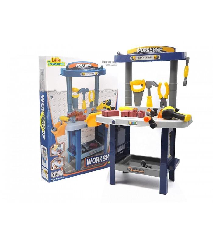 Игровой набор Bowa 8003 Инструменты 44x29x68 см (37 предметов)