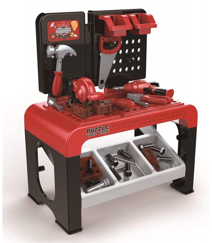 Игровой набор Bowa Инструменты 47x28x58 см (46 предметов)