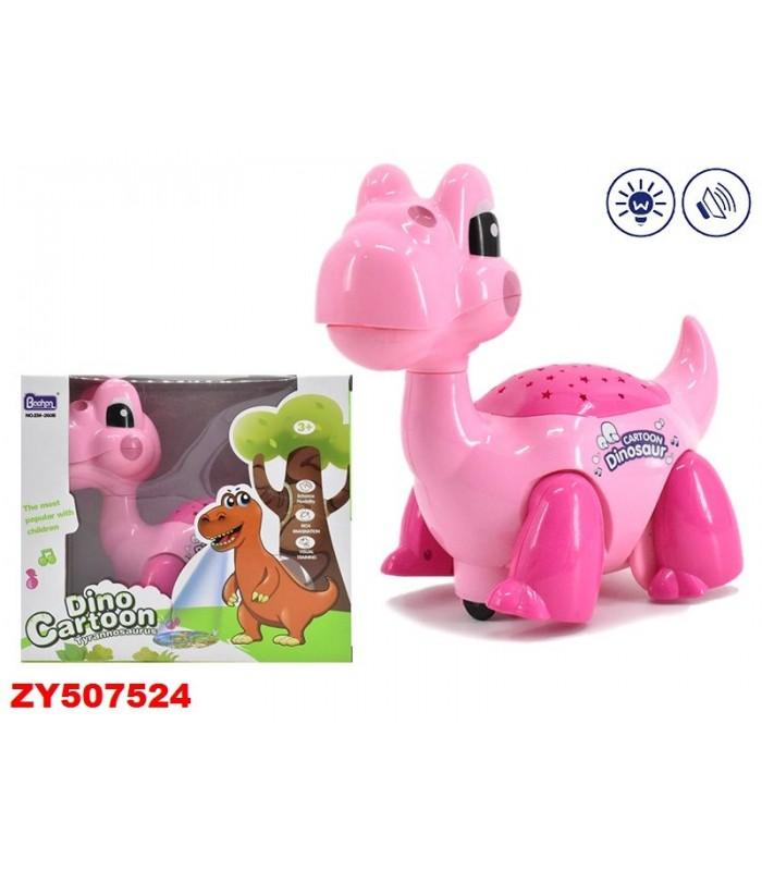 Интерактивная игрушка Динозаврик