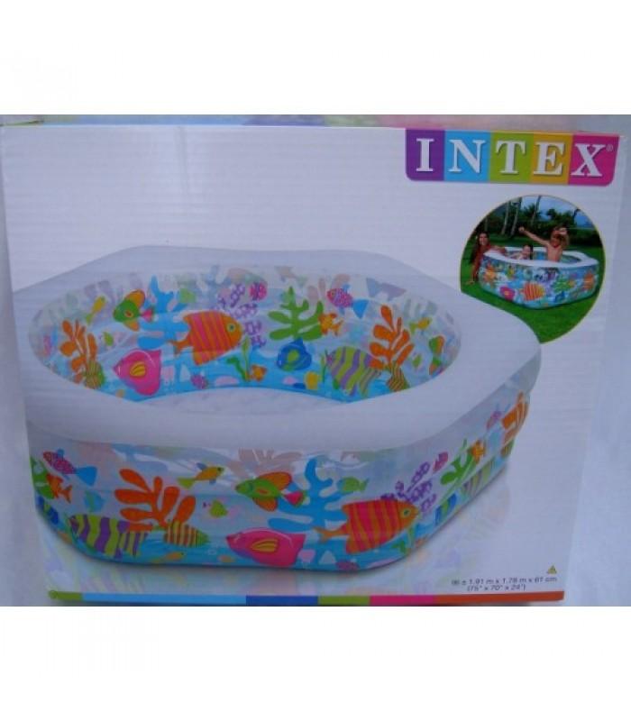 Бассейн Intex 56493 191x178x61 см