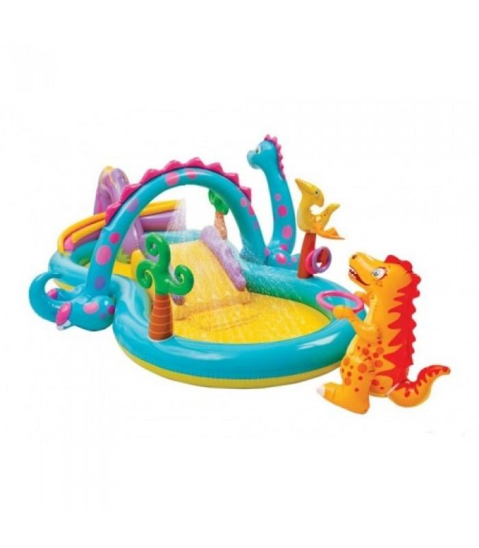 Водный надувной игровой центр Intex 57135 333х229х112 см