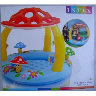 Бассейн Intex 57407 102x89 см