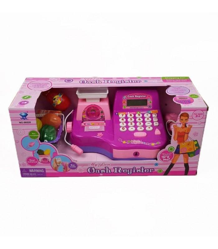 Игровой набор Hyl Касса (сканер, чек, весы, микрофон)