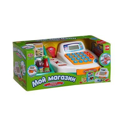 Игровой набор Play Smart Касса(сканер, расчет картой)