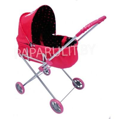 Коляска для кукол Melobo 80 см (розовый)