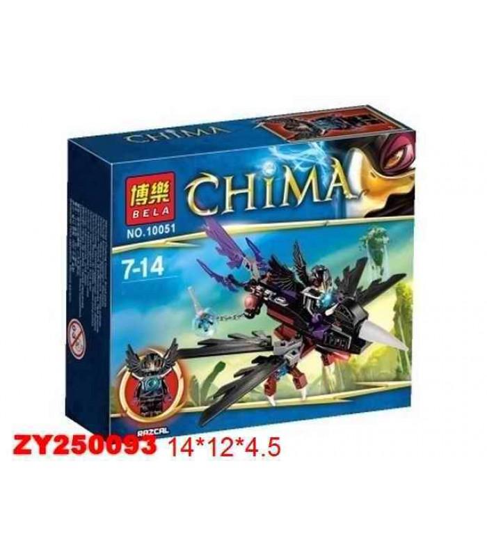 Конструктор Chima 10051 (114 деталей)