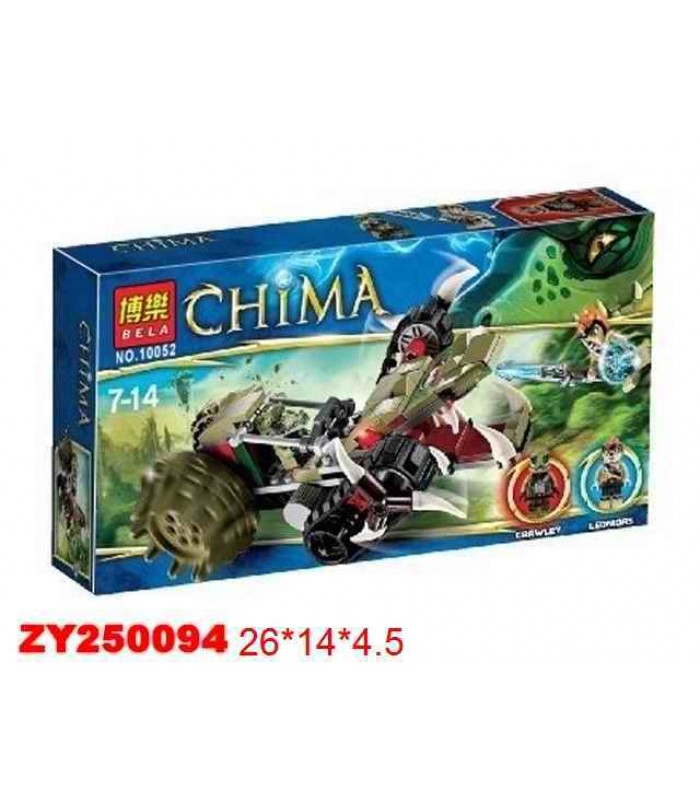 Конструктор Chima 10052 (142 детали)