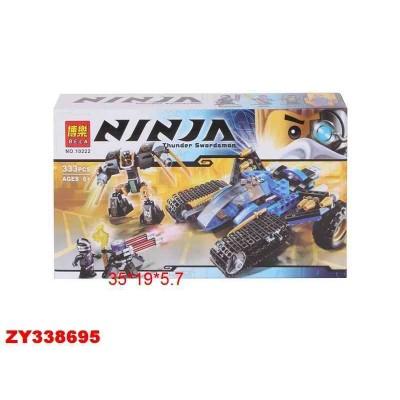 Конструктор Ninja 10222 (333 детали)