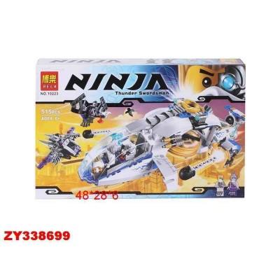 Конструктор Ninja 10223 (515 деталей)