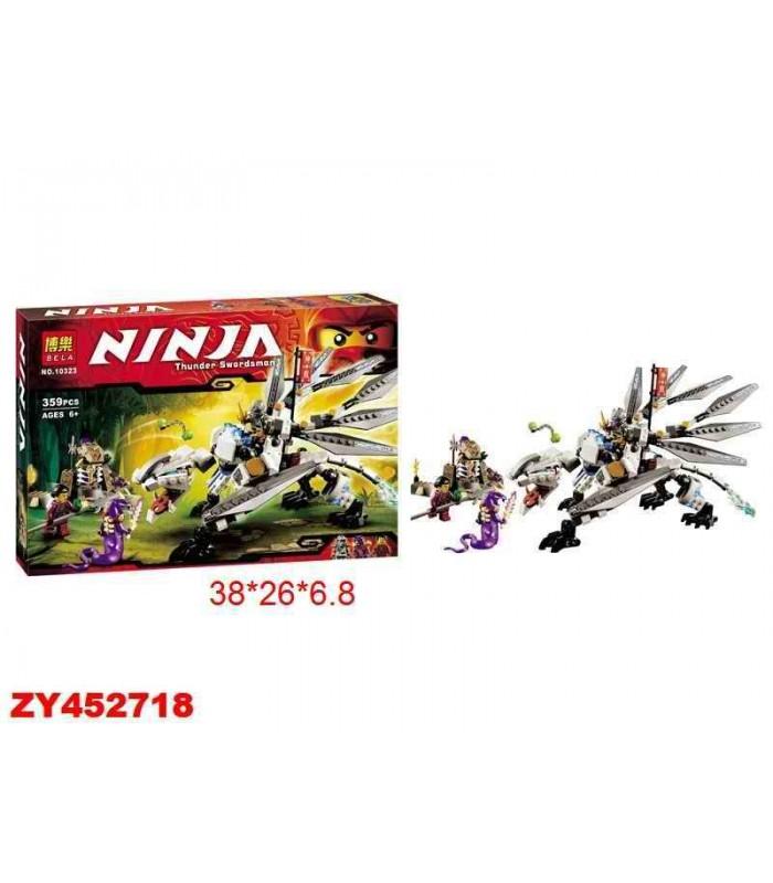 Конструктор Ninja 10323 (359 деталей)