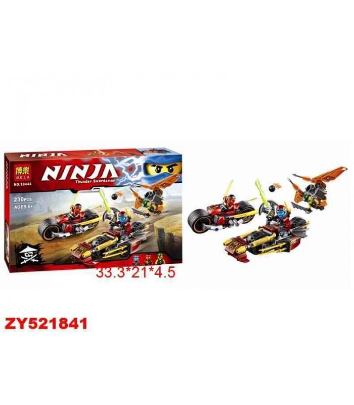 Конструктор Ninja 10444 (230 деталей)