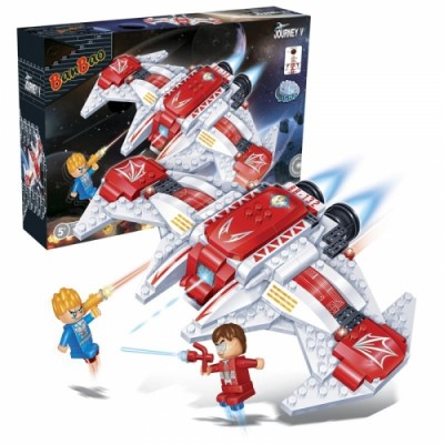 Конструктор Banbao 6409 Космическое путешествие (165 деталей)