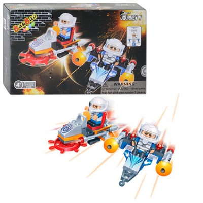 Конструктор Banbao 8006 Космические корабли (56 деталей)