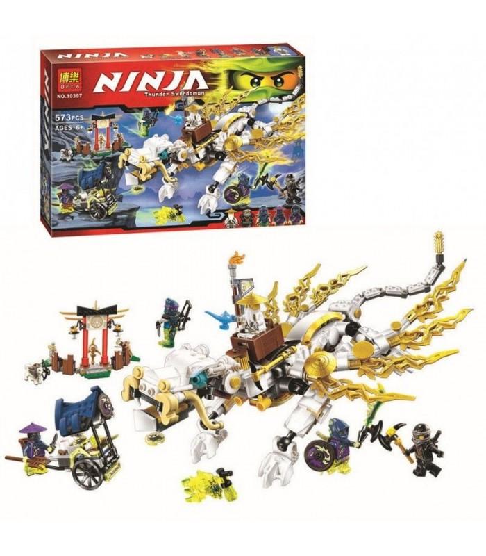 Конструктор Ninja 10397 (573 детали)