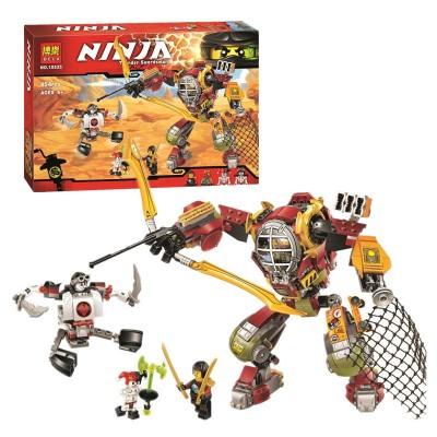 Конструктор Ninja 10525 (454 детали)