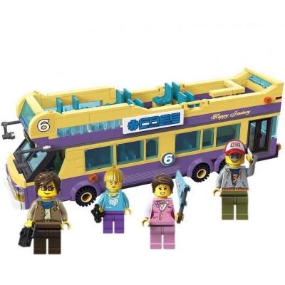 Конструктор Brick 1123 (455 деталей)