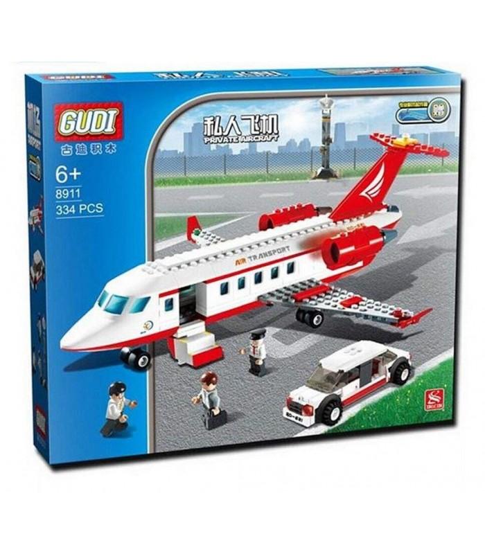 Конструктор Gudi 8911 (334 детали)